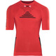 X-Bionic M's Effektor Power Running Shirt SS Flash Red/Black